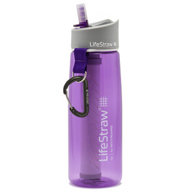 LifeStraw Go 2.1 Bottle purple